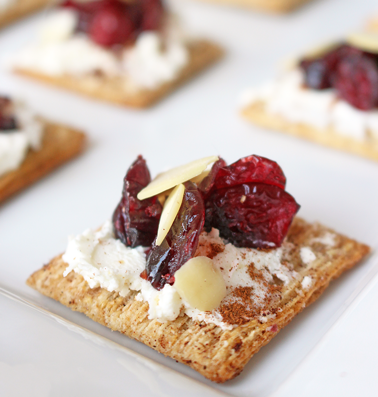 Triscuit Holiday Appetizer