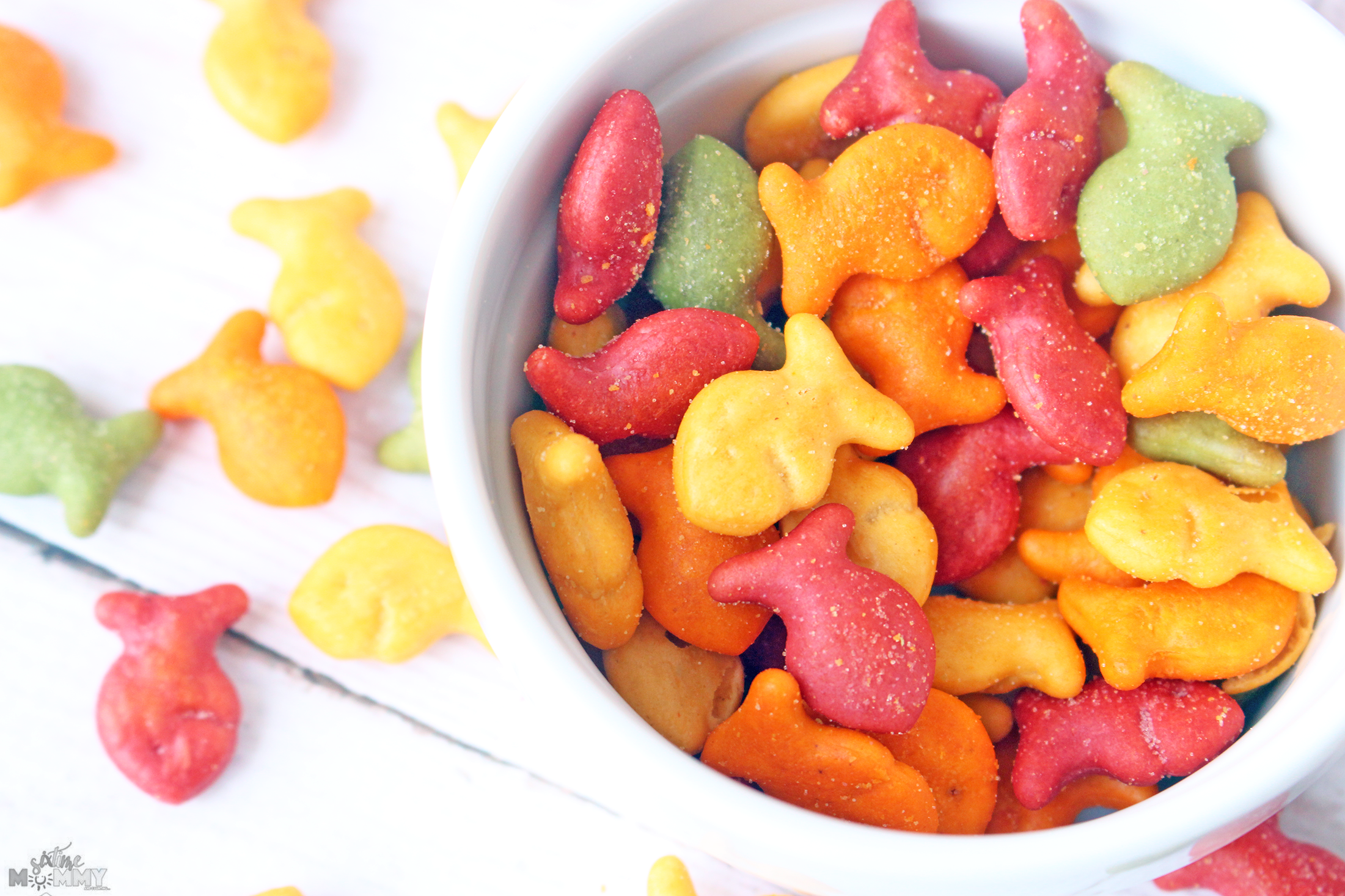 A Snack You Can Feel Good About: Goldfish® Crackers + Special Offer!