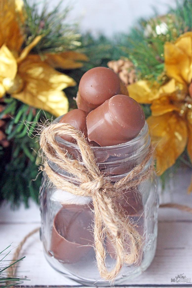 Give The Gift of Homemade Chocolate This Holiday Season: Chocolate Almonds
