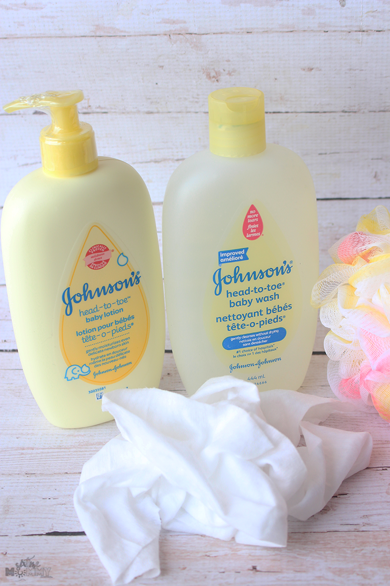 Parenting Can Be Messy; Be Prepared With JOHNSON'S®