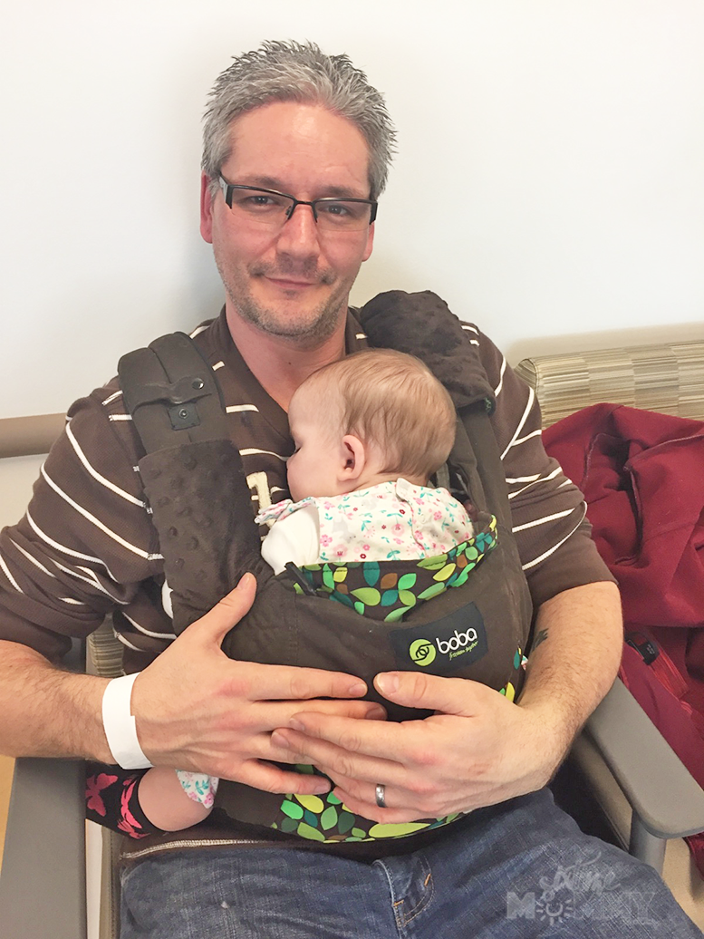 Babywearing From a Dads Perspective