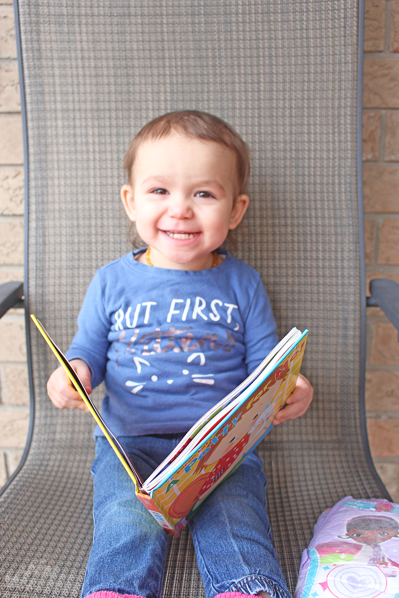 Starting Early – Getting Prepared for Potty Training With Pull-Ups®: Signs and Cues to Watch for + GIVEAWAY!