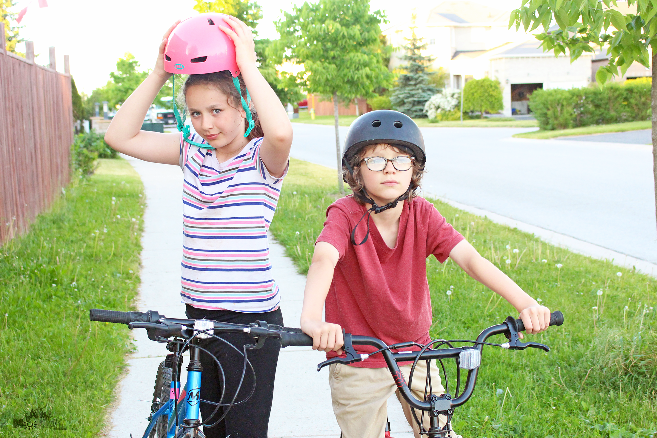Summer Bicycle Riding Safety Tips for Younger Kids (13 and younger)