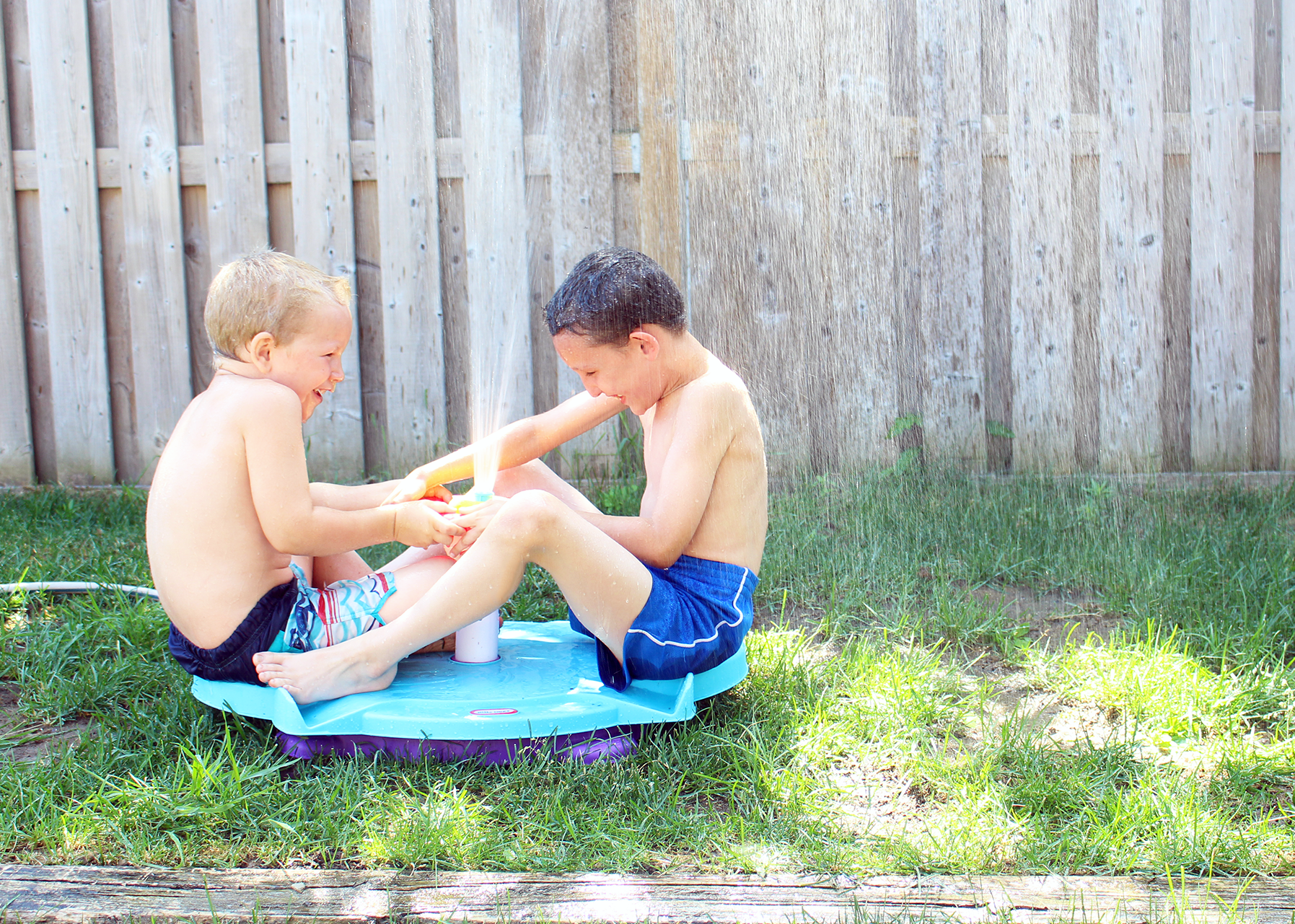 Summer fun with Little Tikes Pogo It and Fun Zone Dual Twister + GIVEAWAY!
