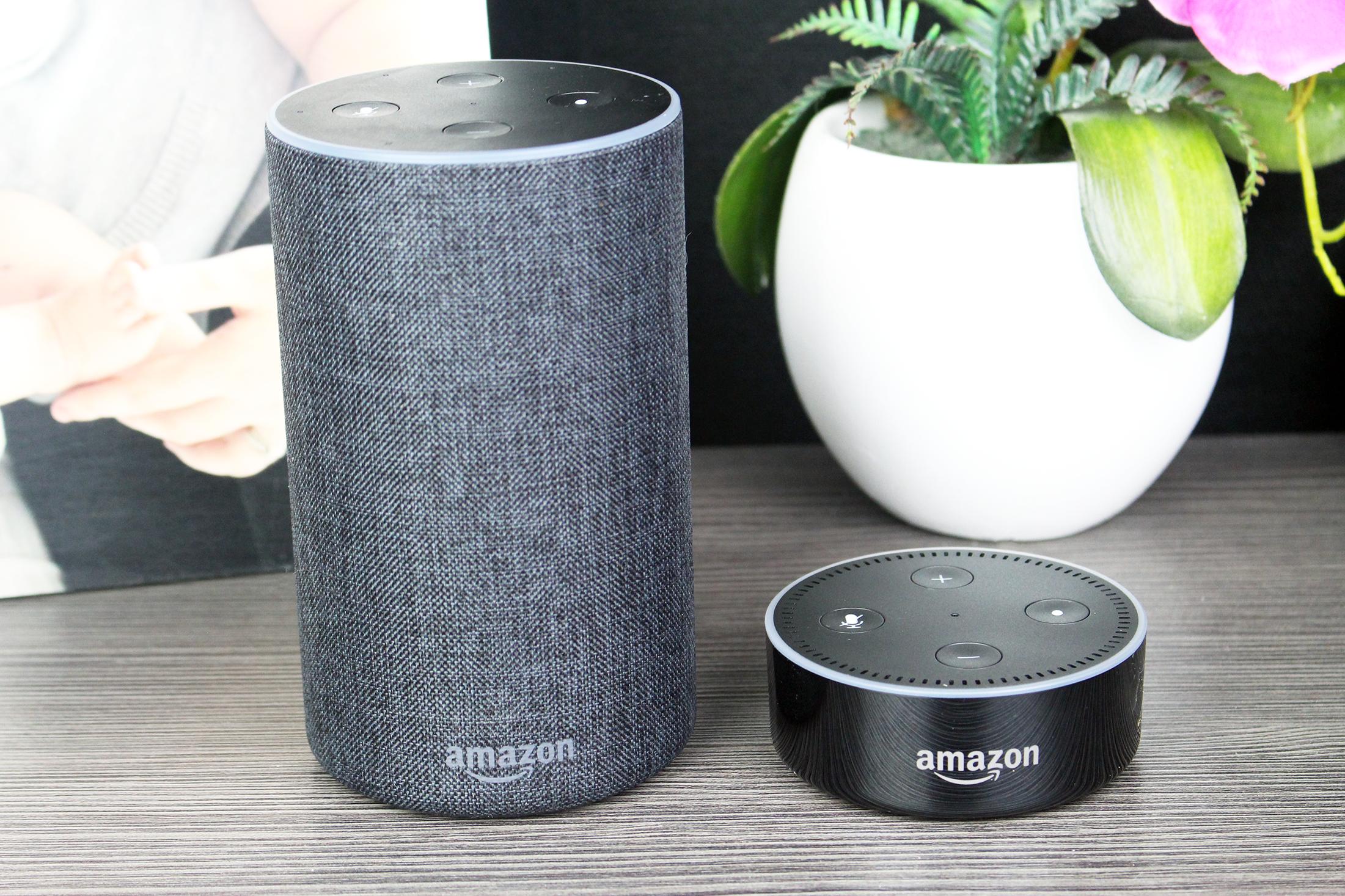 Back-to-School Prep With Alexa, Amazon Echo and Echo Dot