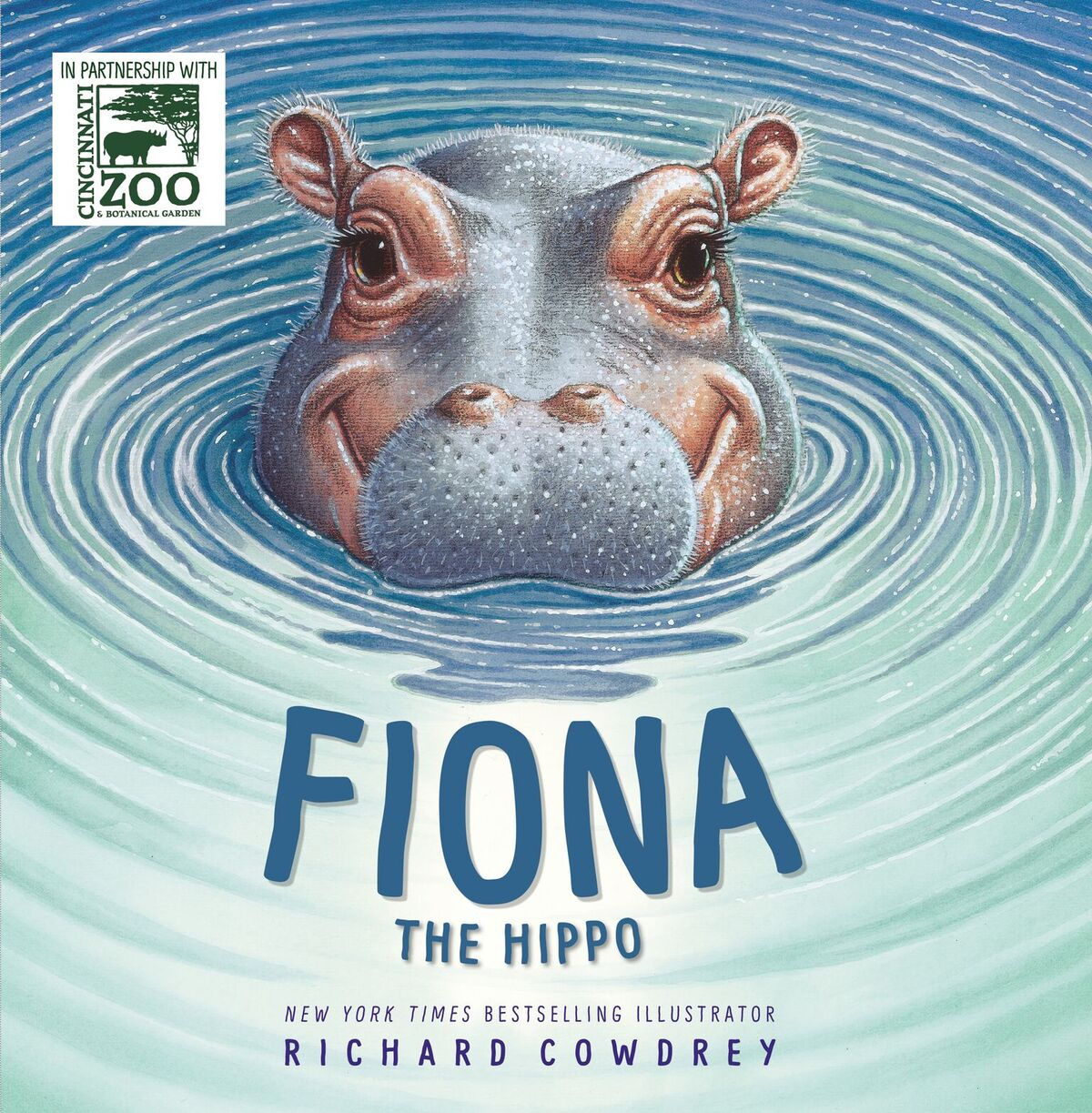 Fiona the Hippo + Prize Pack Giveaway