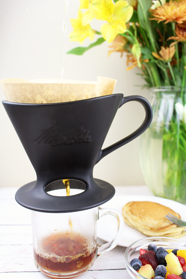 Enjoy a Better Cup of Coffee With the Melitta Pour-Over Method #MelittaPourOver