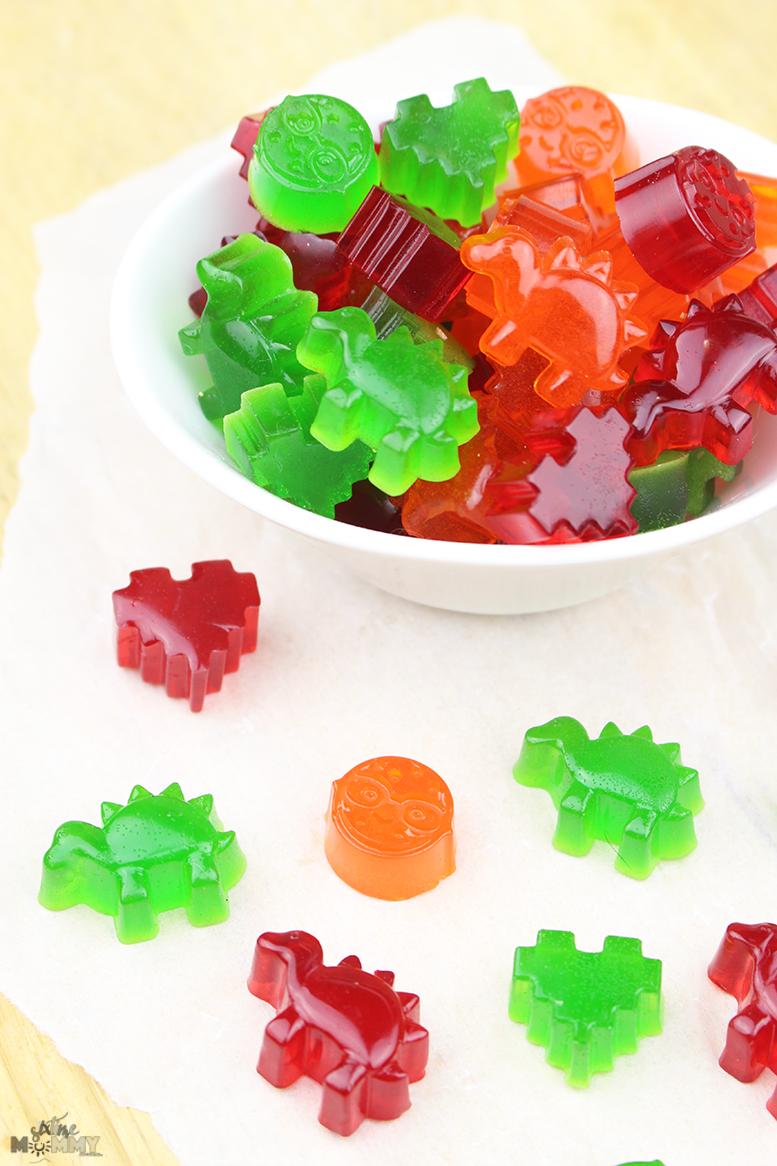 Homemade Gummy Snacks