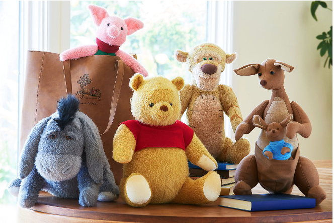 Christopher Robin Holiday Giveaway