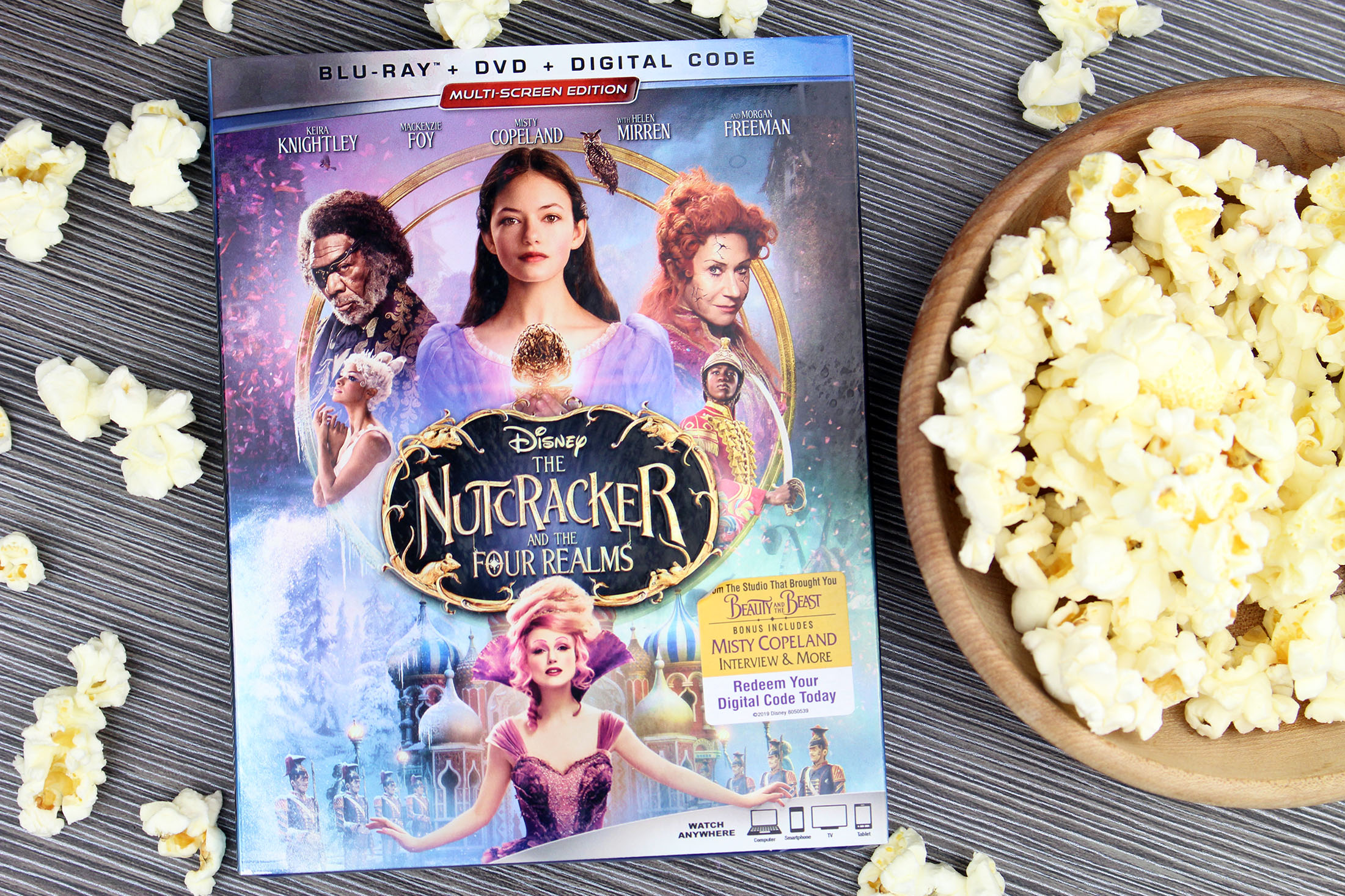 Disney's The Nutcracker and the Four Realms GIVEAWAY