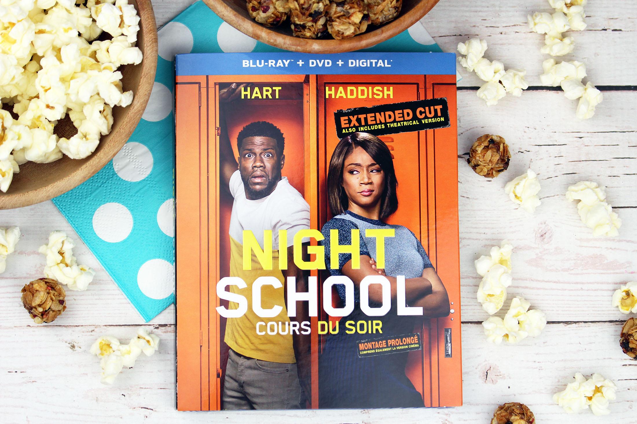 Night School with Kevin Hart and Tiffany Haddish