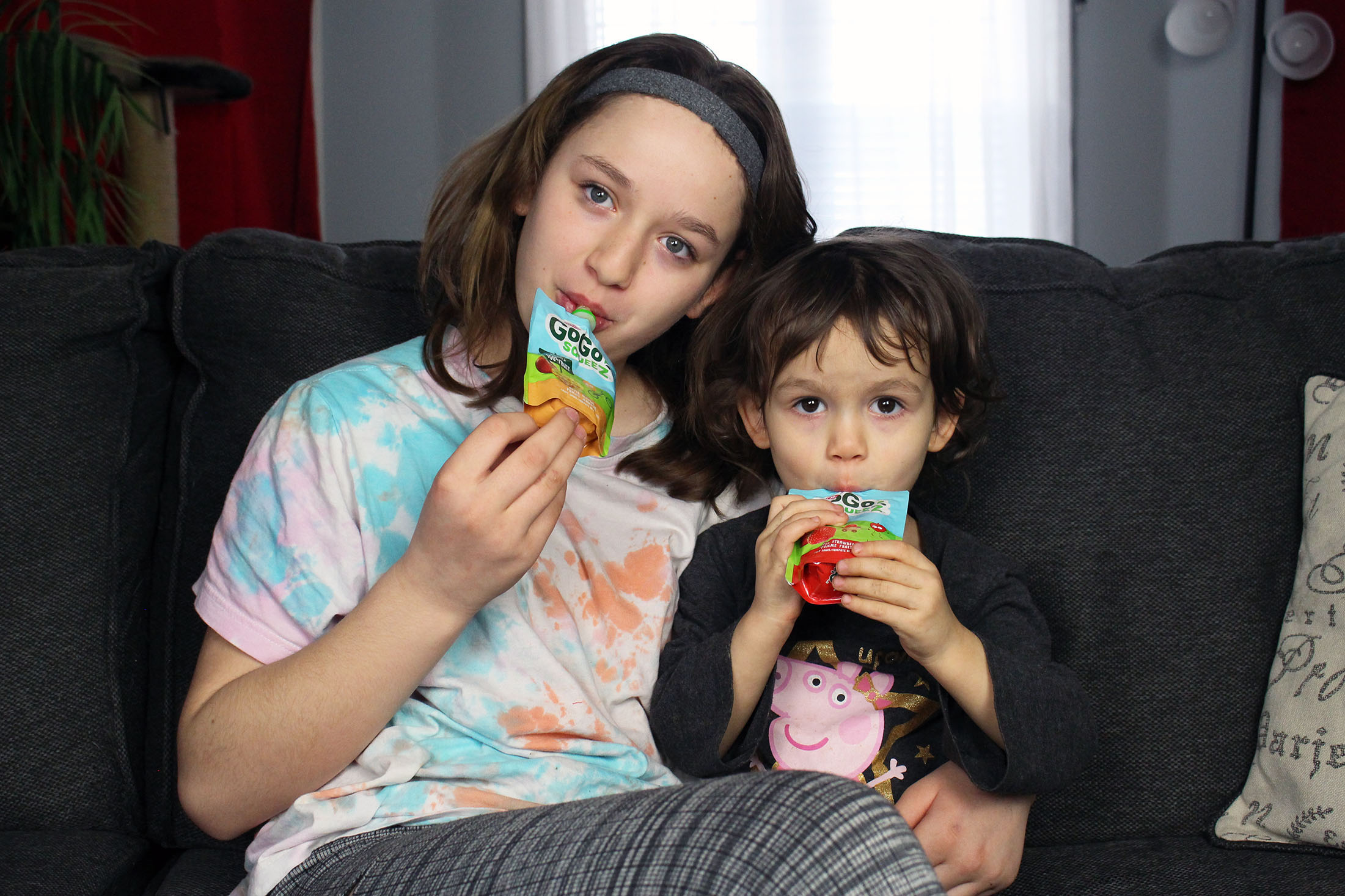 Quick and Easy Snacks: After School Snacking Made Easy With GoGo squeeZ