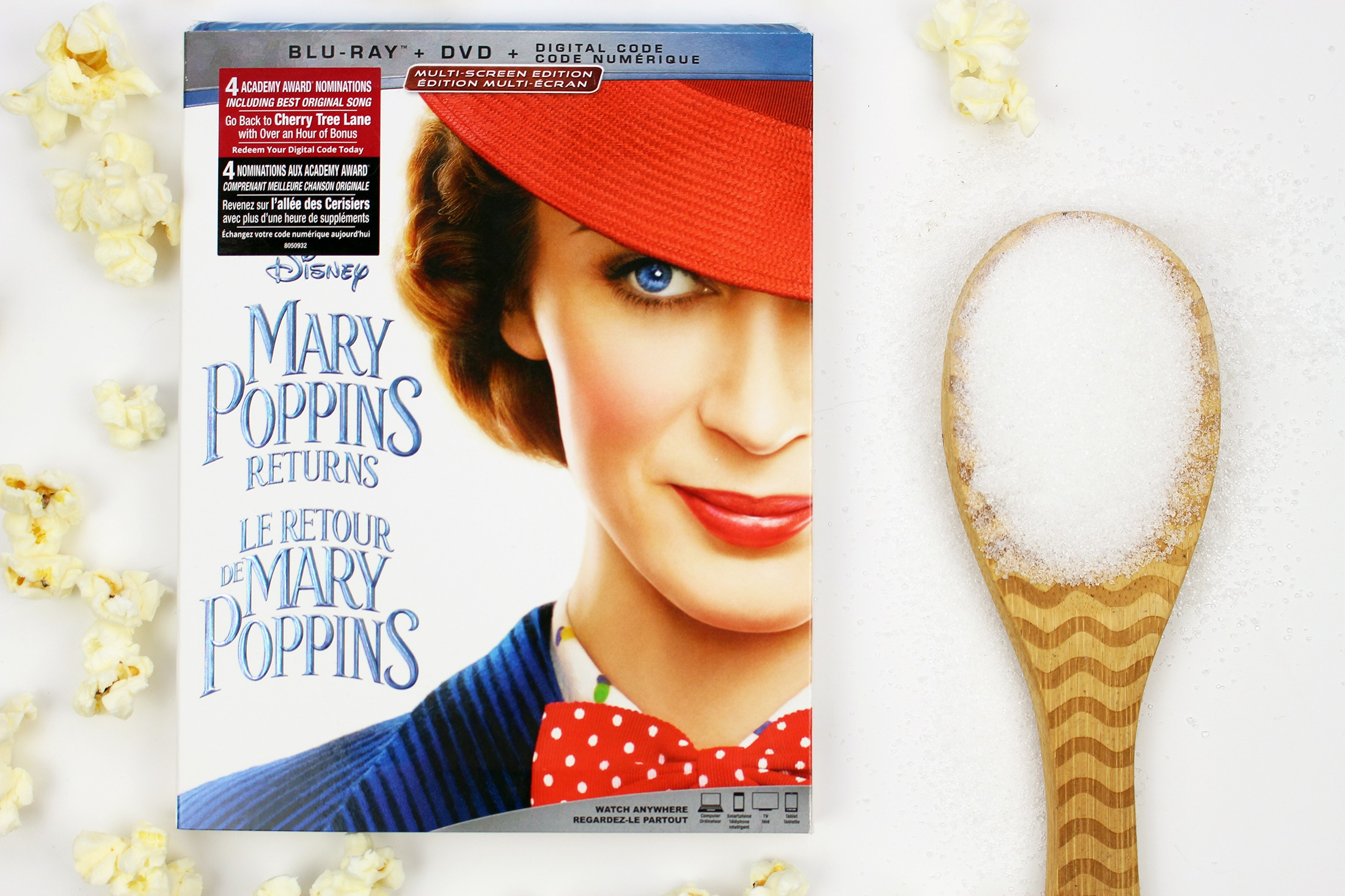 Have a Spoonful of Fun Your Next Movie Night With Mary Poppins Returns