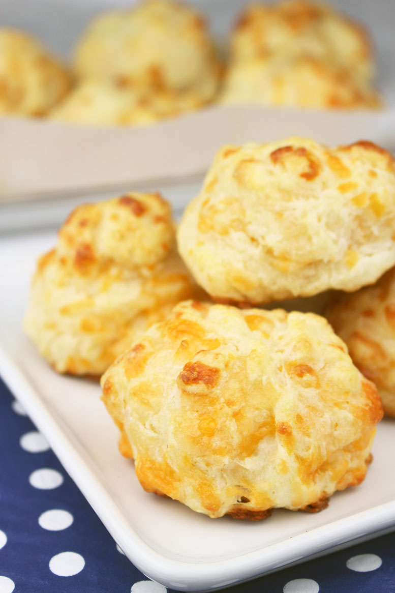 Quick & Easy Cheese Biscuits