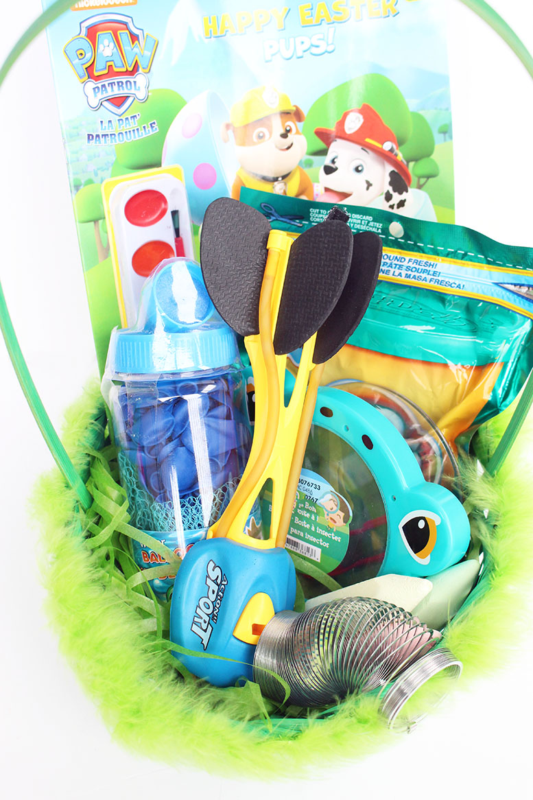 Budget Friendly Kids Easter Baskets (No Candy)