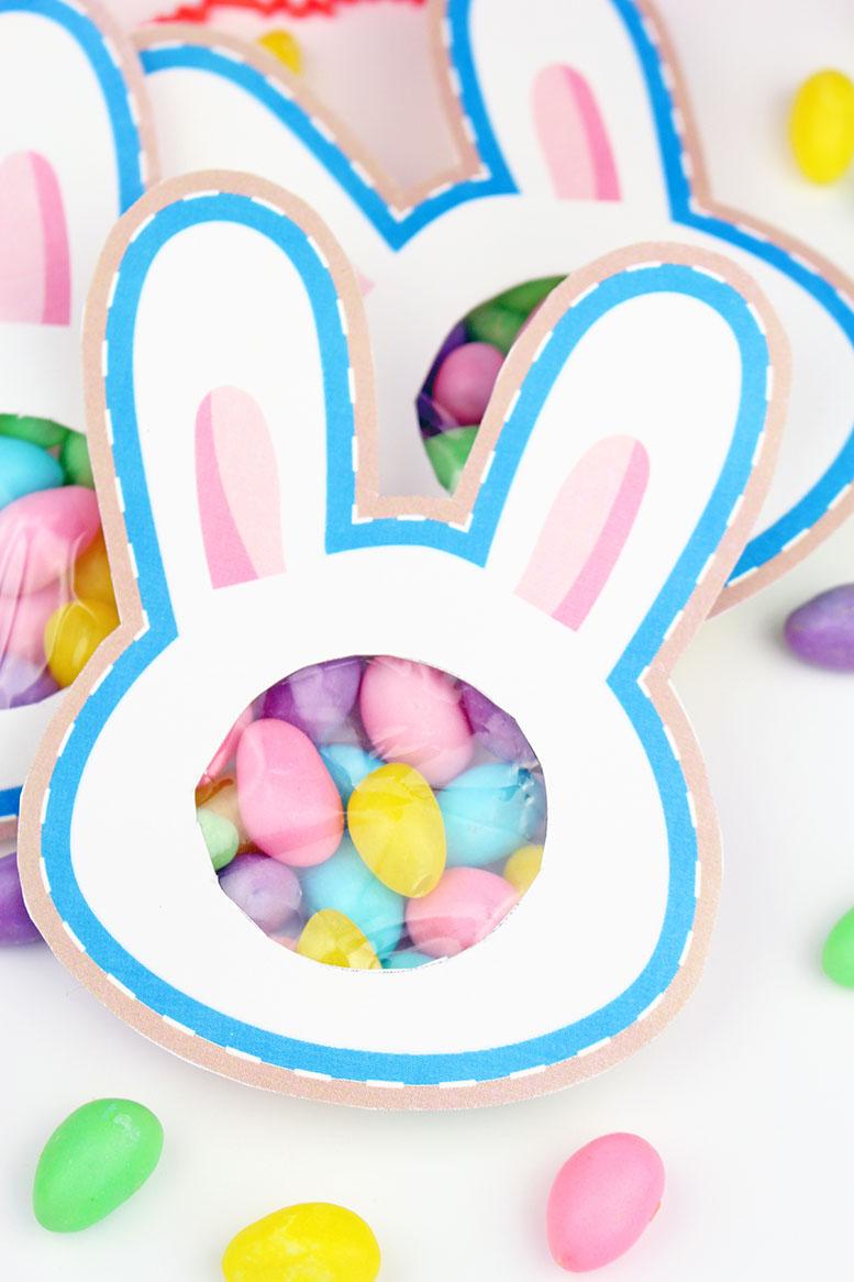Jelly Bean Easter Treats + Free Printable