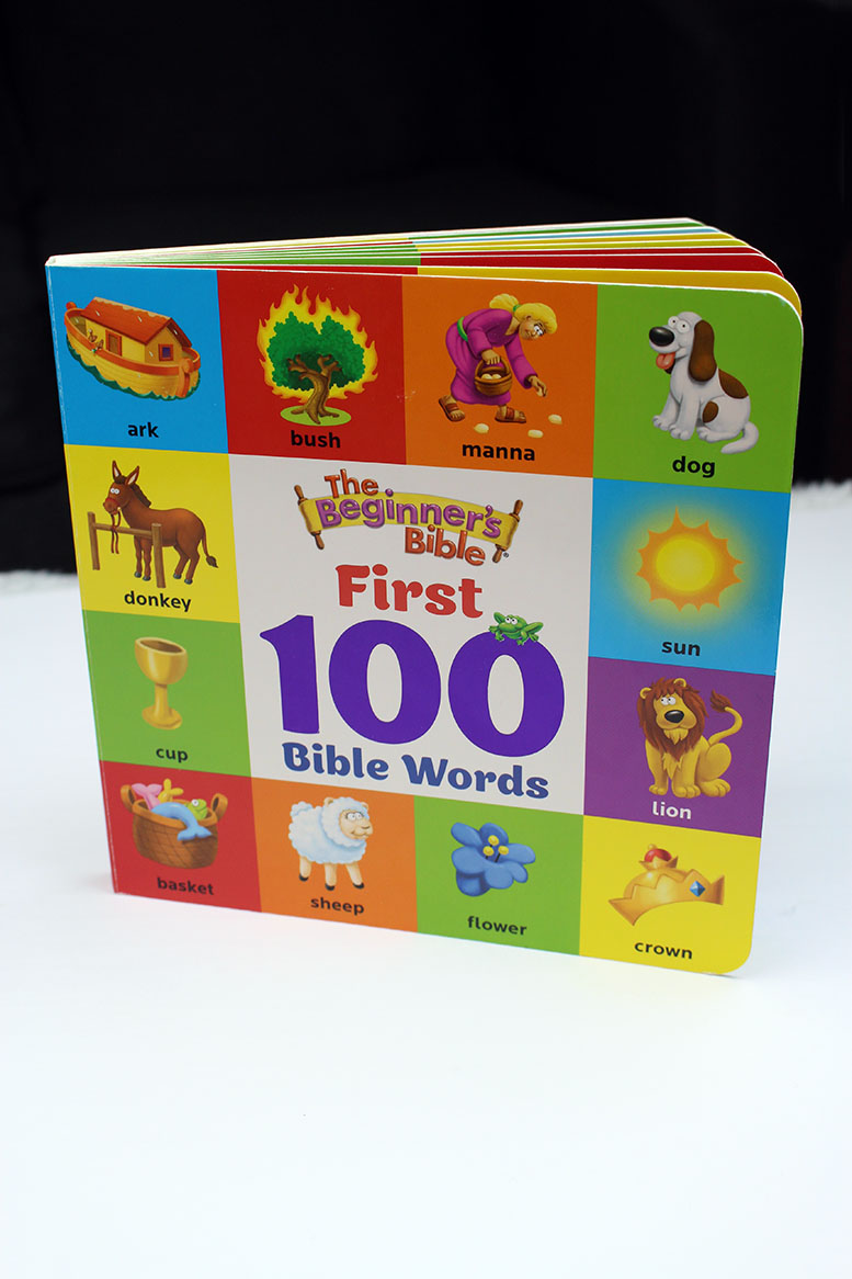 The Beginner's Bible First 100 Bible Words Giveaway