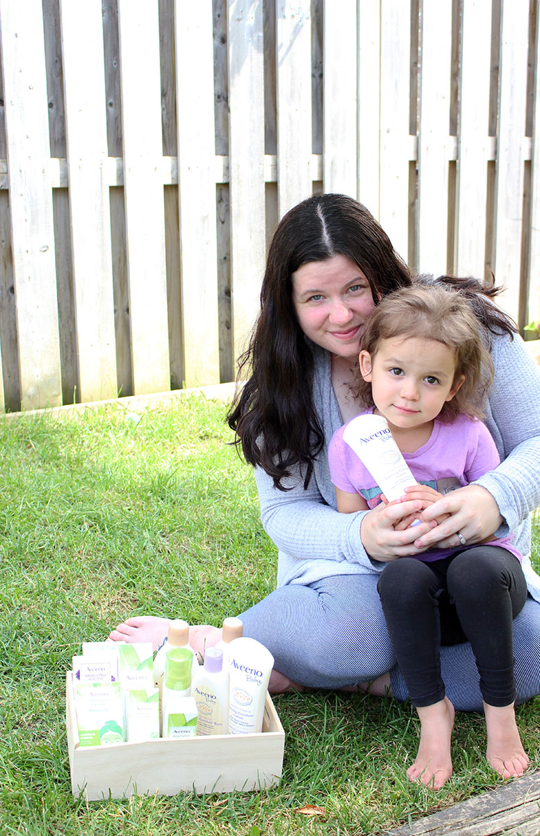 Moms: Pamper Yourself and Your Little Ones With Aveeno