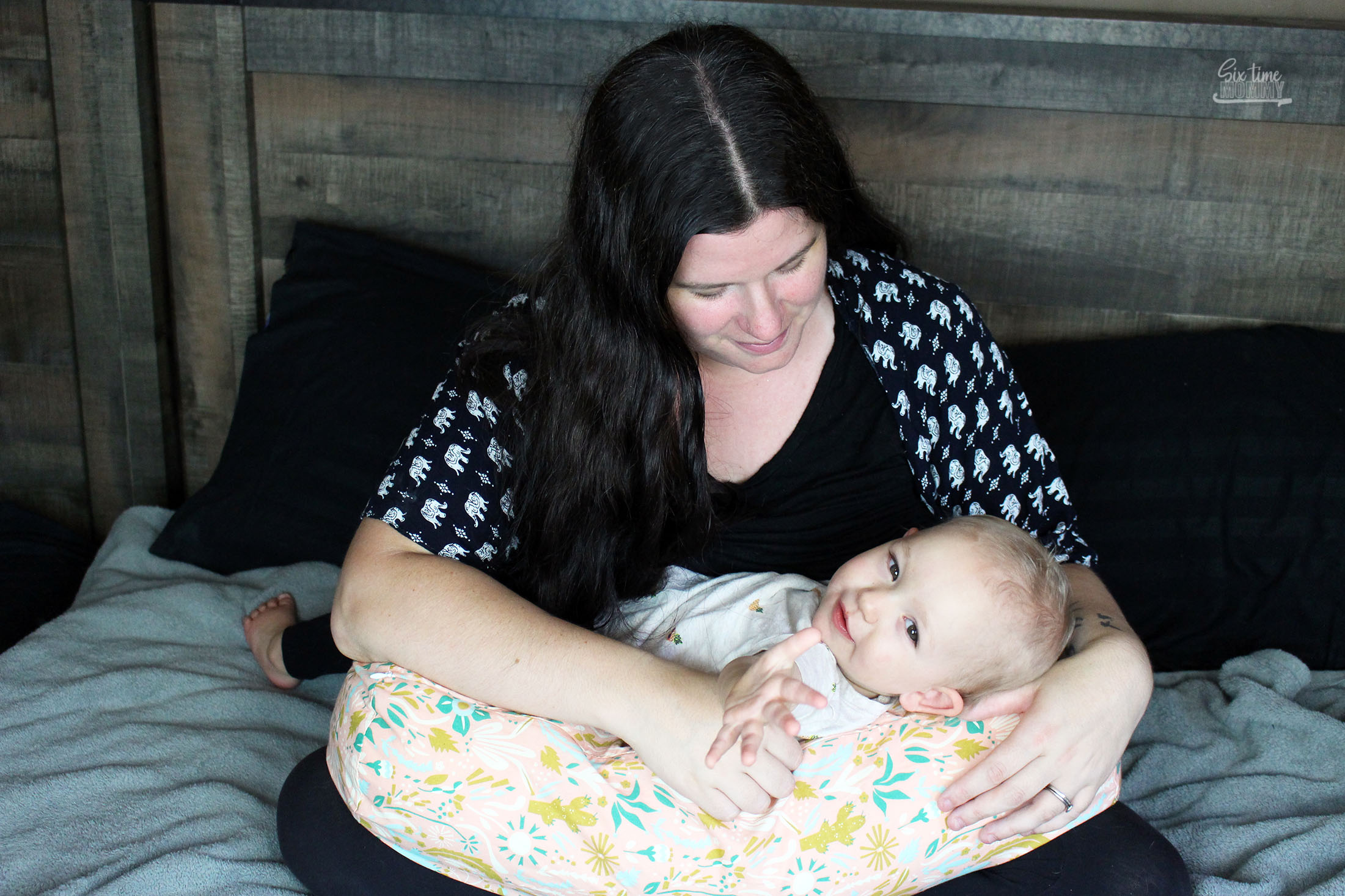 Breastfeeding Changed me as a Mother