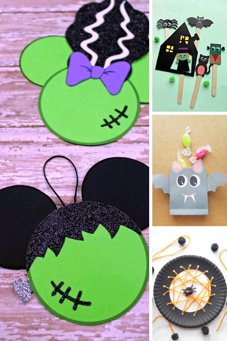 The Ultimate List of Halloween Crafts for Kids