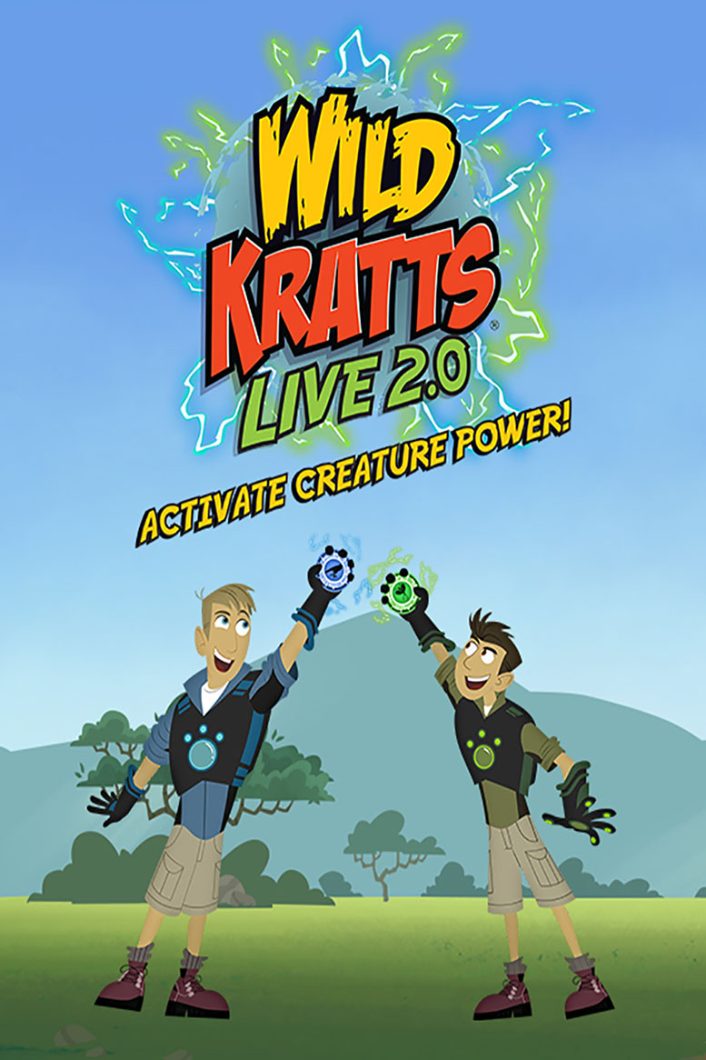 ALERT! Pre-Sale – Time to Snag your Tickets to Wild Kratts LIVE 2.0