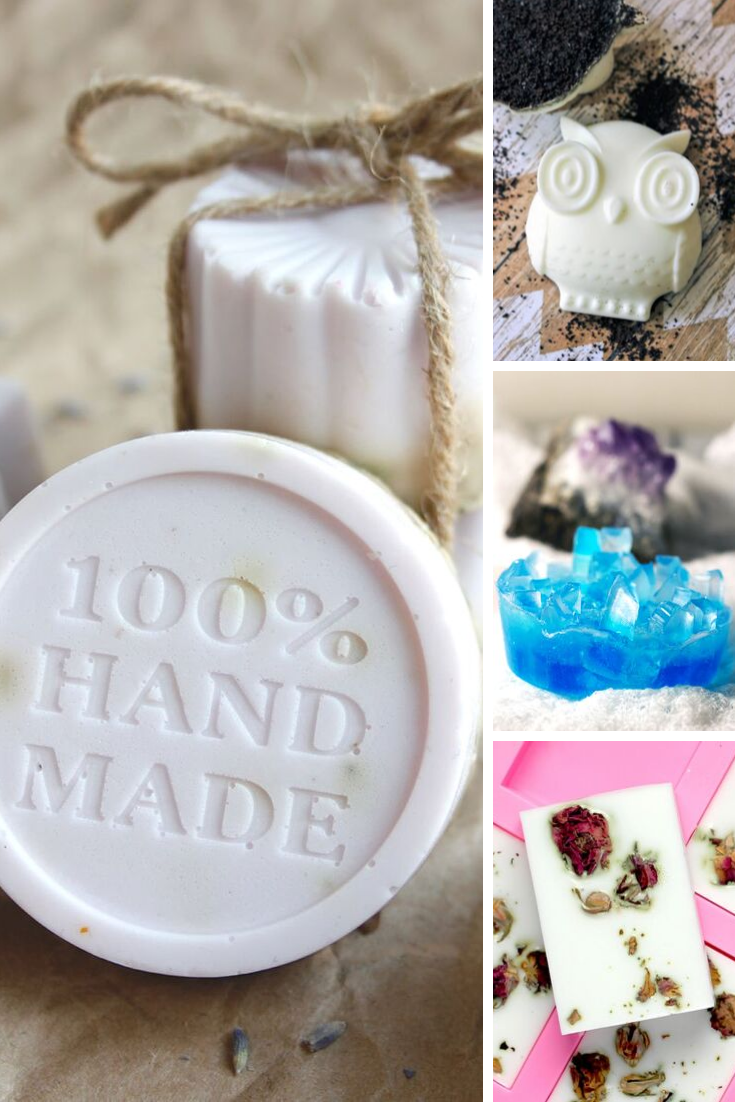 The Ultimate List of Homemade Soaps