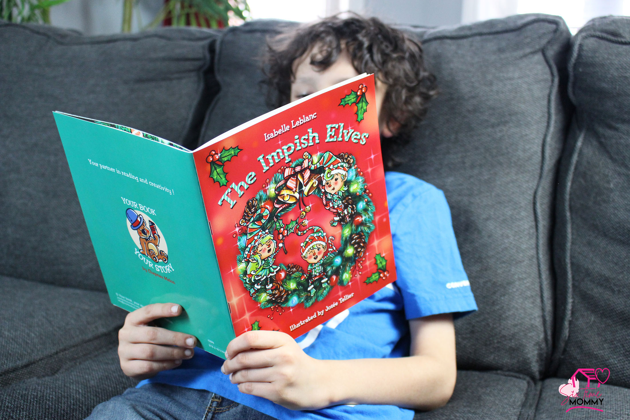 This Holiday Season: Give the Gift of Personalized Reading