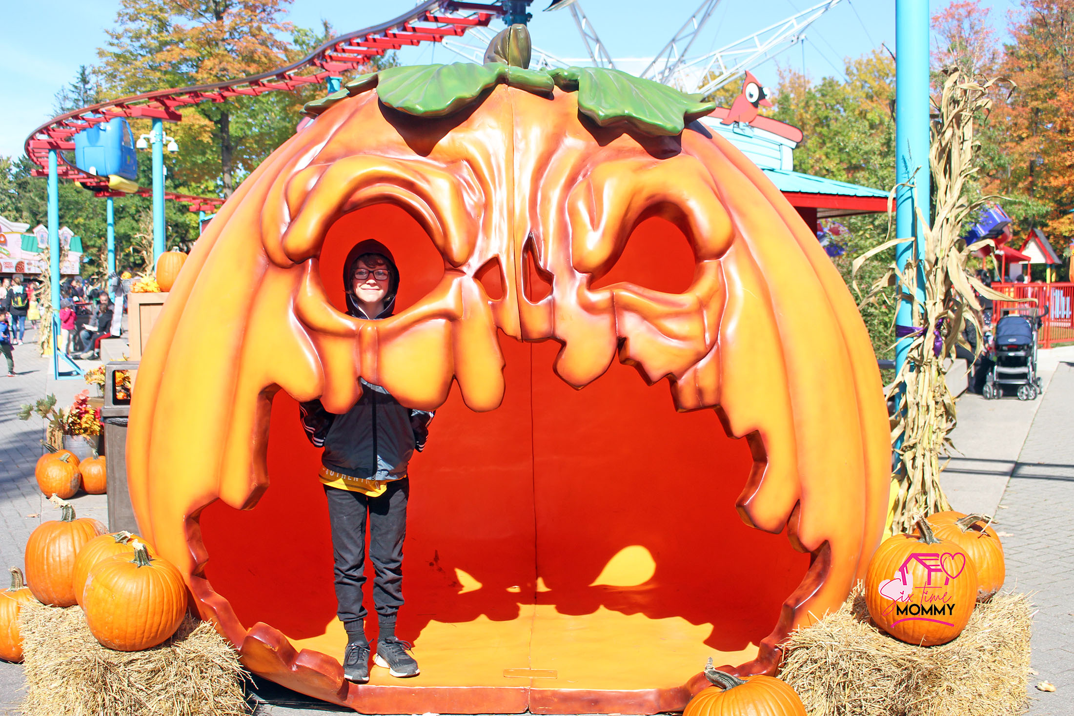 Fun for the Whole Family: Camp Spooky at Canada's Wonderland