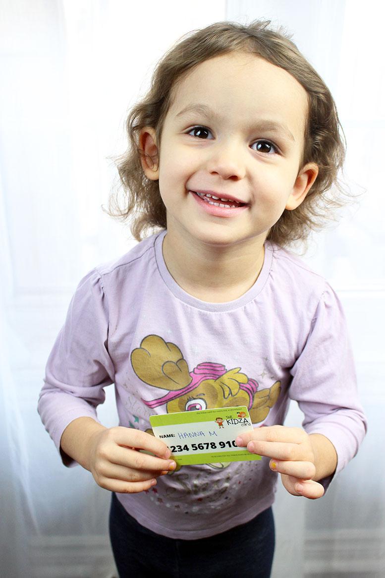 Kids Play Credit Card Printable