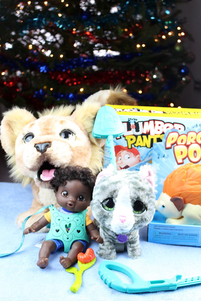 Make This Christmas a Hasbro Christmas