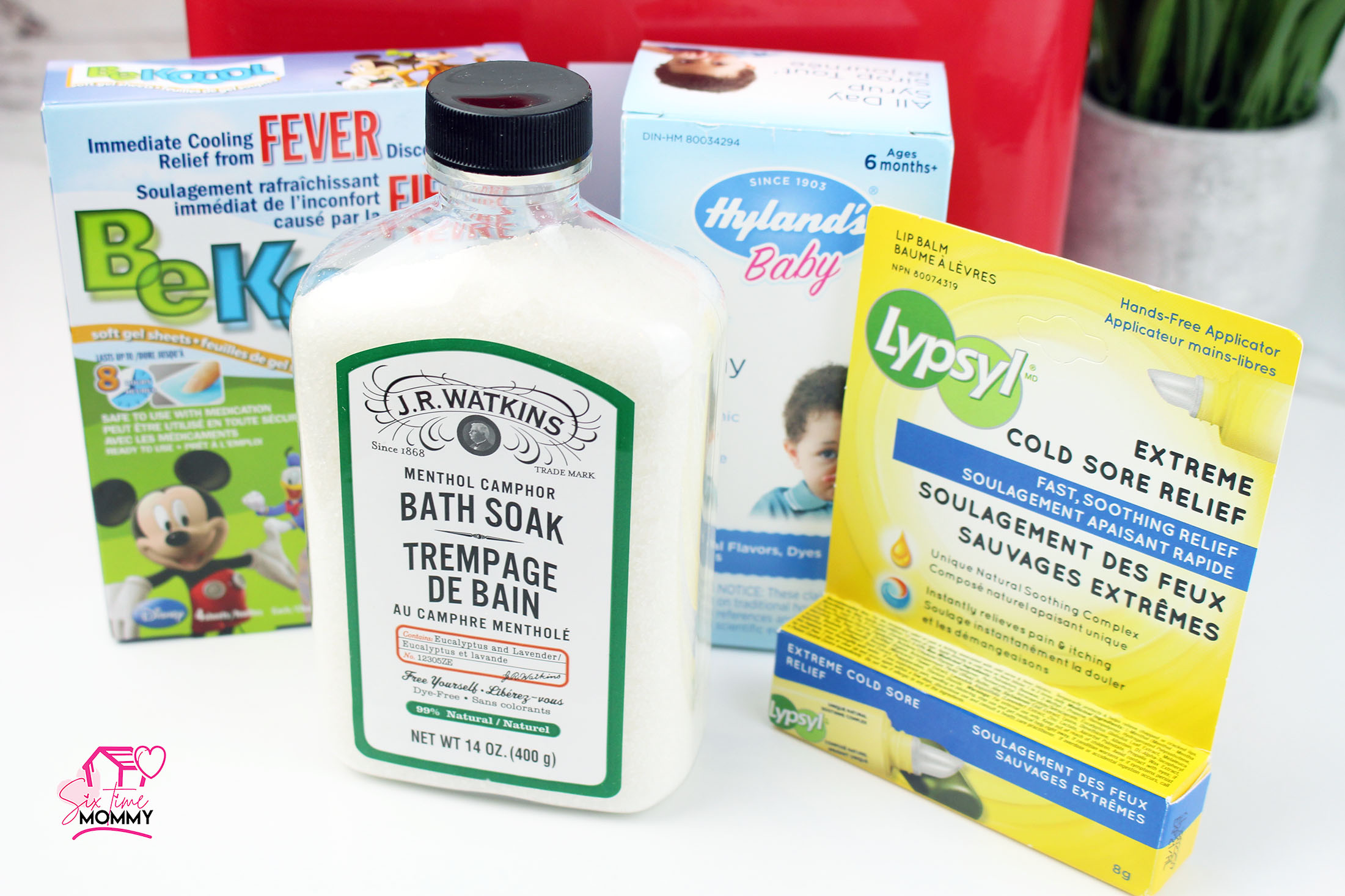 What to Keep on Hand During Cold and Flu Season
