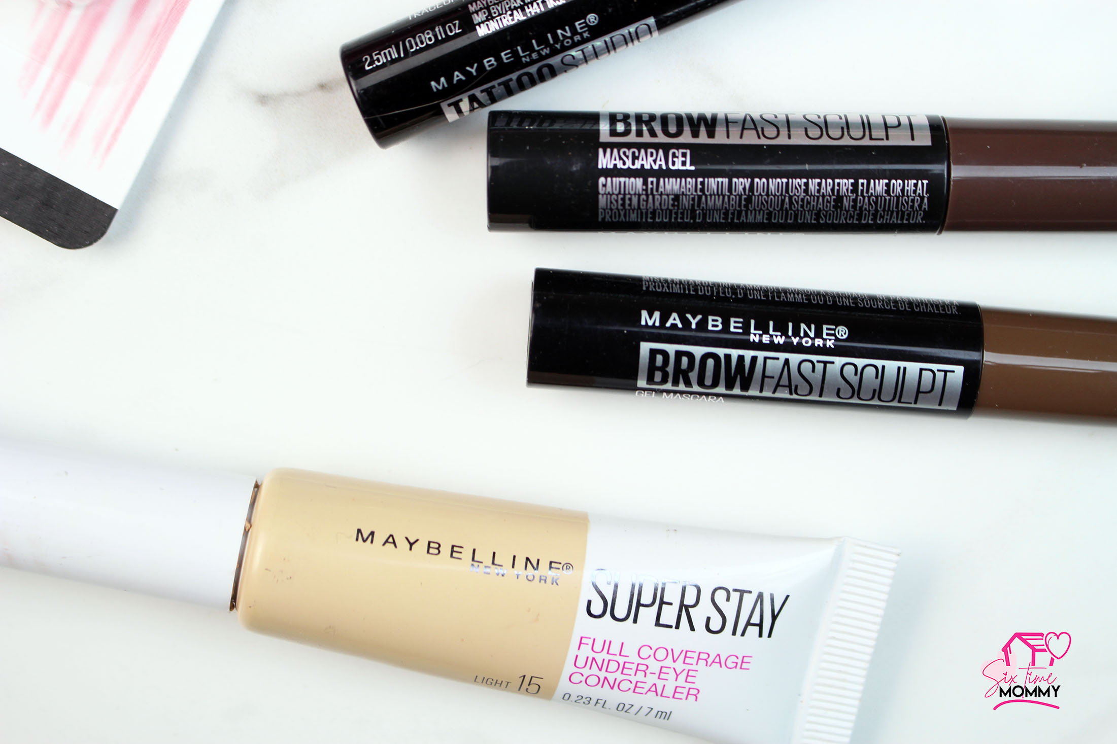 My Mommy Makeover With Maybelline