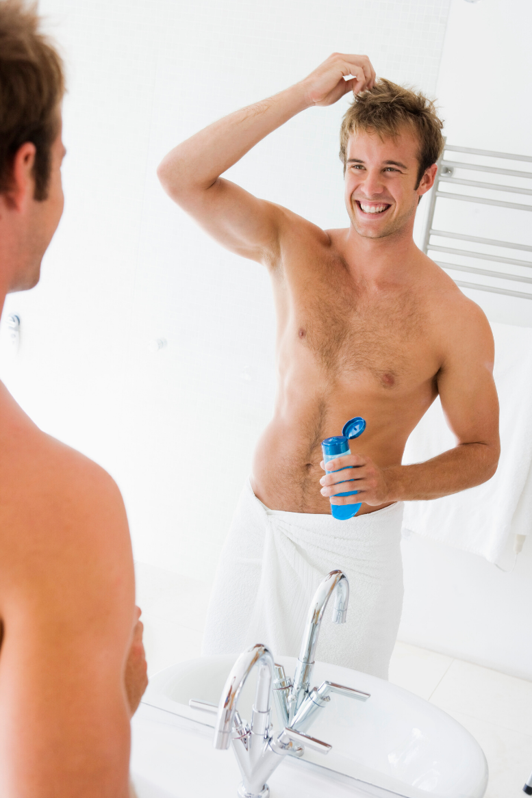 How to Cut Men's Hair