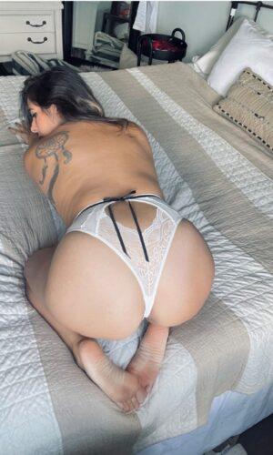 Dahlia's High Waist Cut Out Panty