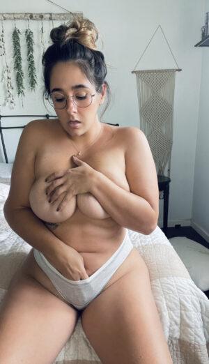 Dahlia's Grey Striped Cotton Panty