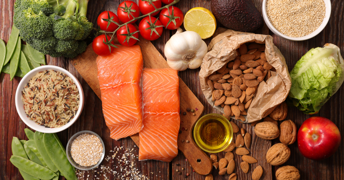 How Food Protects and Nourishes the Body