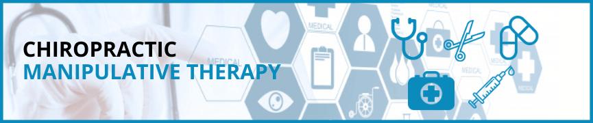 Chirpractic Manipulative Therapy