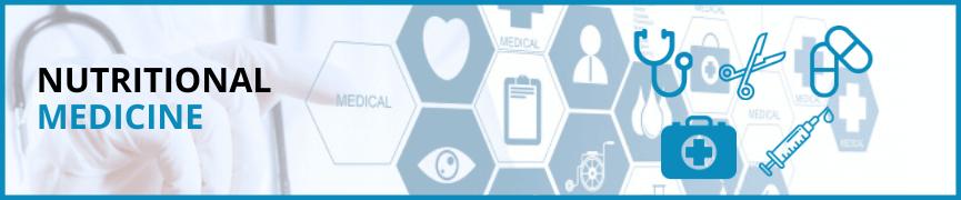 nutritional medicine banner