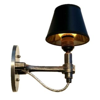 Connector Rod sconce