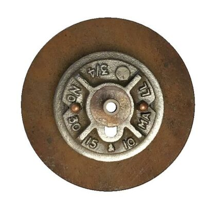Rustic Ceiling Canopy Medallion