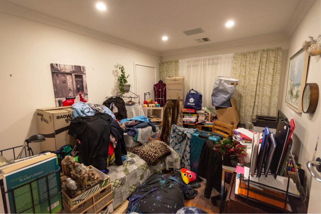 Hoarding Room 3