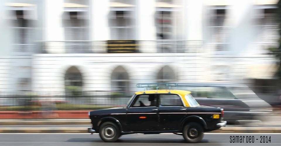 Panning Image by my student Samar Deo