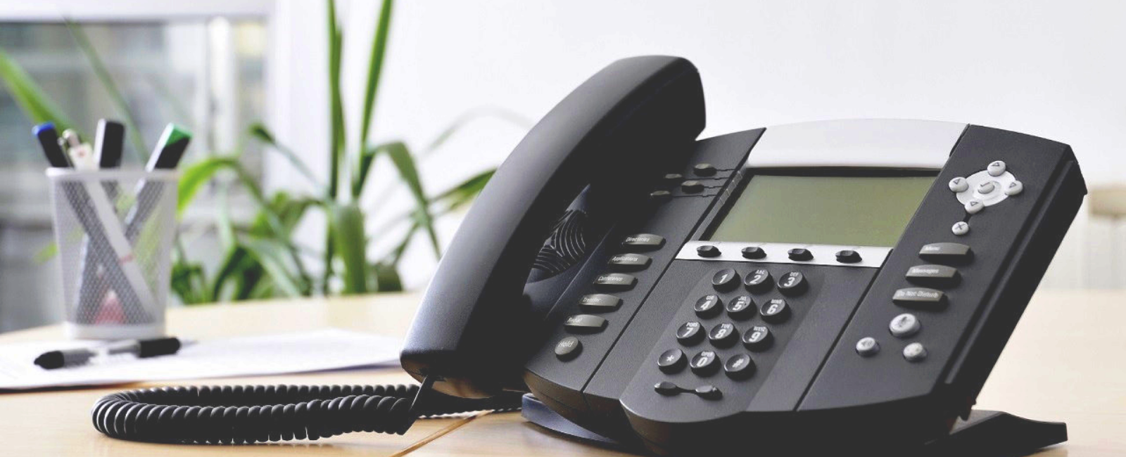 Cloud Hosted Business phone solution.