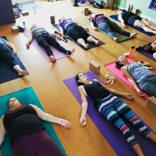 200-Hour Yoga Teacher Training, Muddy Feet Yoga   Iowa City, Iowa