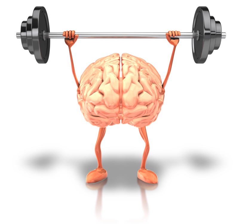 EXERCISE YOUR BRAIN