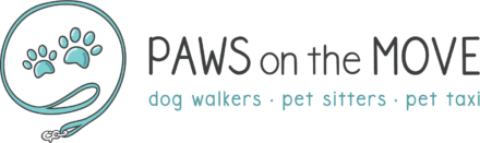 Paws On The Move - Logo