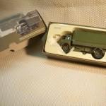 Renault Faineant Militare Bache