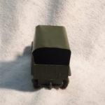151b Six Wheel Covered Transport Wagon