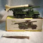 665 Honest John Missile Launcher