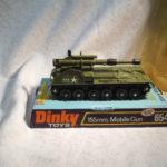654 155mm Mobile Gun